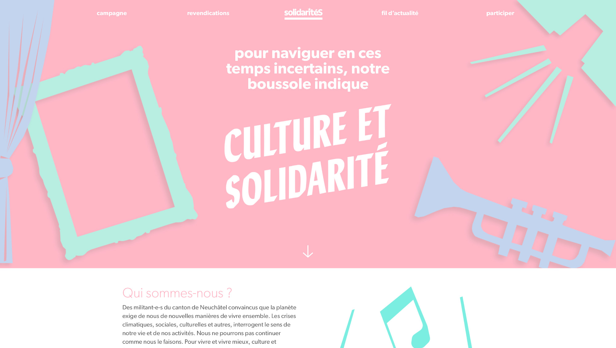 Site Objectif Culture