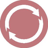 Icône surcyclage